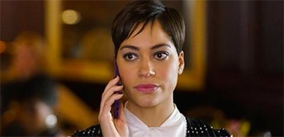 Cush Jumbo quitte The Good Fight